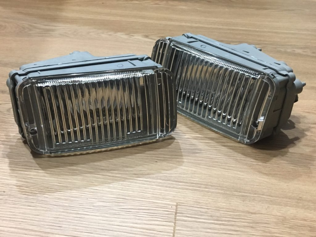 Nissan Oem 2k Spec Fog Lights Pair For Z32 300zx Free